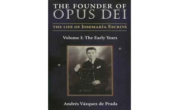 Opus Dei - Een boek met een opdracht