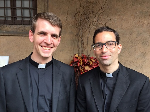 Opus Dei - Two Sydney men ordained priests for the Prelature of Opus Dei