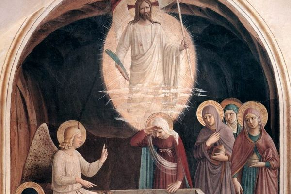 Opus Dei - Commentary on the Gospel for Easter Sunday: Jesus is alive!