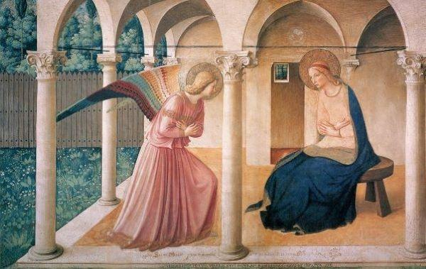 Meditation: The Feast of the Annunciation (Audio)