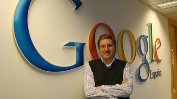 Francisco Ruiz Antón, la sonrisa de Google