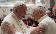 "Benedict XVI: ""Teacher and friend of all those seeking the truth"""