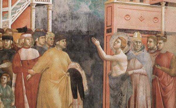 Opus Dei - Sentir la pobreza de Jesús