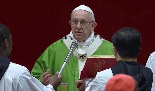 Im Wortlaut: Papst Franziskus zum Schluss der Kinderschutzkonferenz
