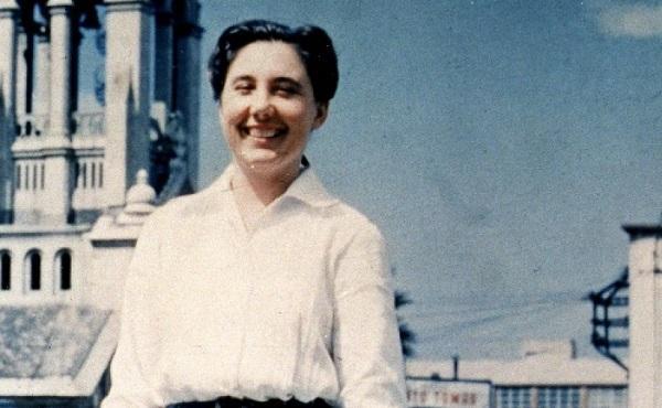 首位主业团女平信徒5月18日被册封为真福