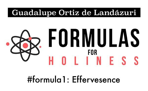 Formulas for Holiness