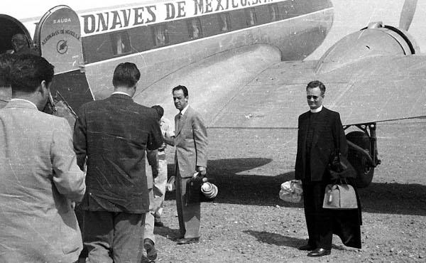 Opus Dei - Documentació de José María Hernández Garnica