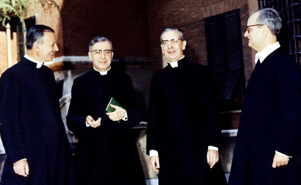 Opus Dei - Aniversari del traspàs d'en Chiqui