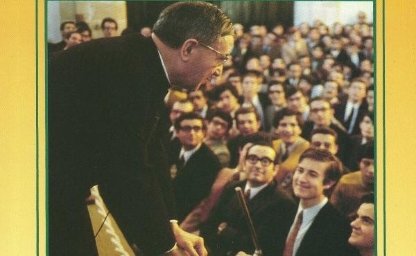 Opus Dei - Gesprekken met mgr. Escrivá