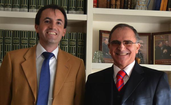 Opus Dei - Ordination de deux nouveaux diacres
