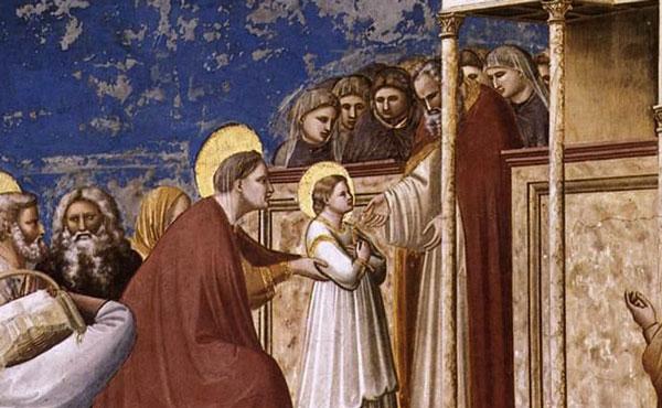 Opus Dei - Vida de Maria (III): Apresentação da Virgem