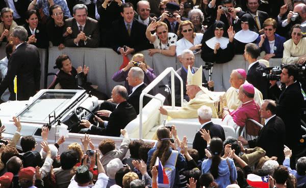Opus Dei - 主業團監督:「請給予我們聖施禮華朝氣蓬勃的年輕精神」