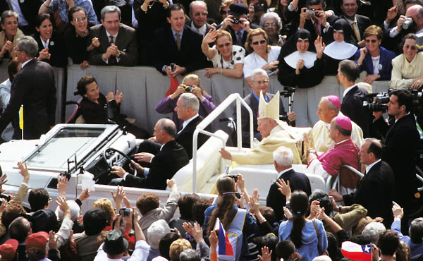 Opus Dei - 主业团监督:「请给予我们圣施礼华朝气蓬勃的年轻精神」