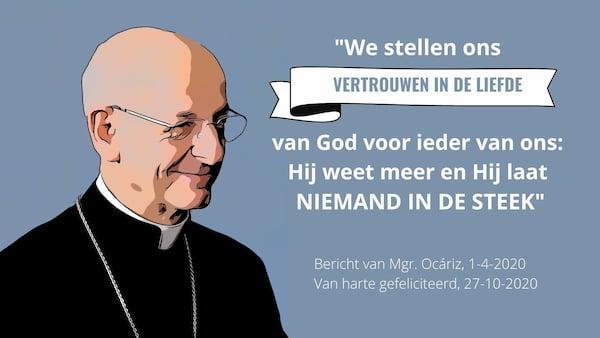 Opus Dei - Bericht van de prelaat (20 oktober 2020)