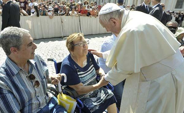 """Das Gebet der älteren Generation kann die Welt beschützen"""