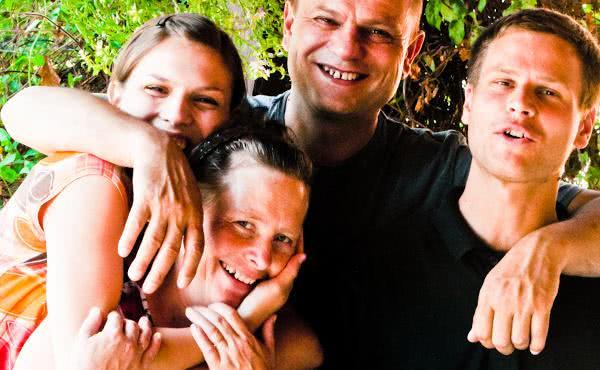 Opus Dei - 成长 :一项属於家庭的事业(一)