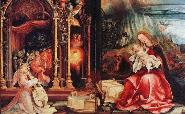 Opus Dei - Christus die door zijn nederigheid overwint