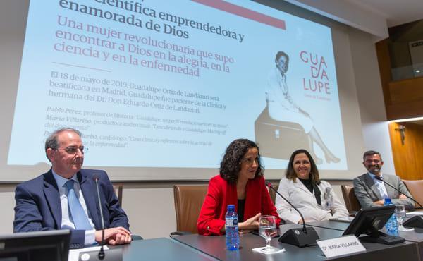 «Guadalupe fue un ejemplo de cómo afrontar la enfermedad; algo que nos va a tocar a todos»