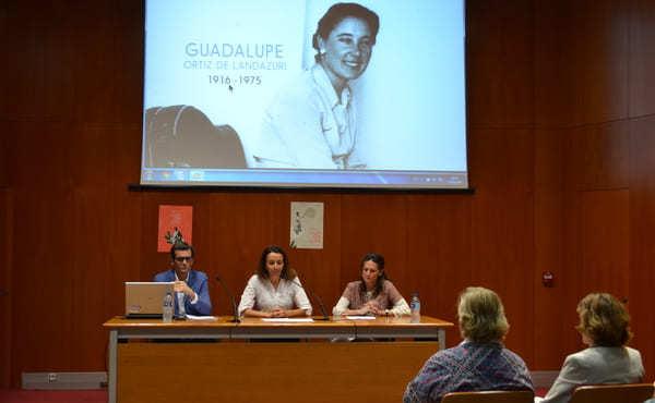"""Opus Dei - Guadalupe: servir en donde se le pedía y todo, """"tan contenta"""""""