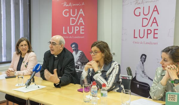 Opus Dei - Stipend til ære for Guadalupes saligkåring