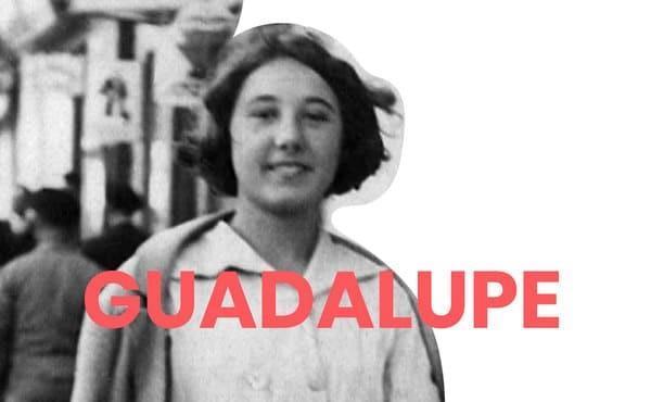 Kas yra Gvadalupė Ortiz de Landazuri?