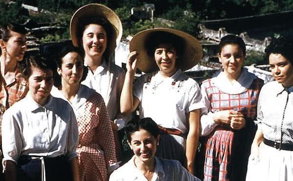 Guadalupe in Messico: il suo interesse per la formazione