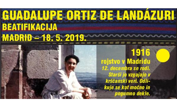 Opus Dei - Guadalupina življenjska pot