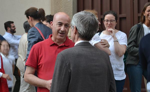 Opus Dei - Missa d'acció de gràcies per la beatificació de Guadalupe a Girona