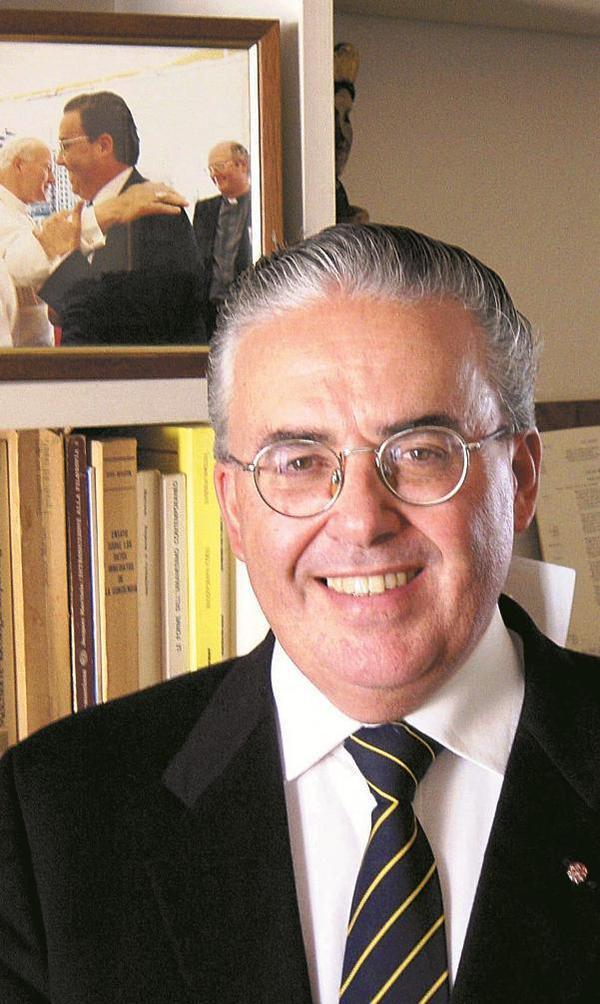 """Opus Dei - Escrivá es profeta y maestro de """"esa vocación universal a la santidad"""""""