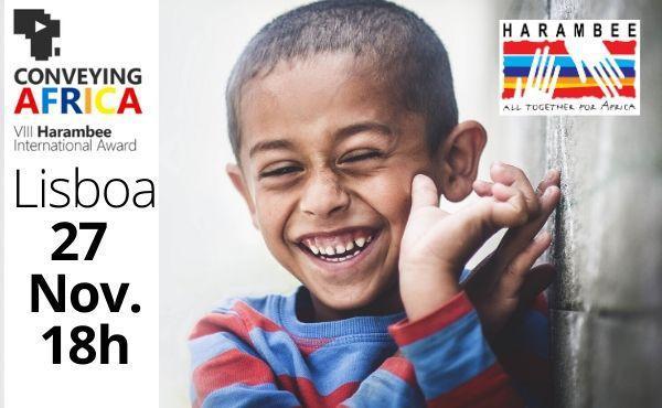 Opus Dei - Vasco Palmeirim apresenta prémio internacional Harambee a 27 de novembro