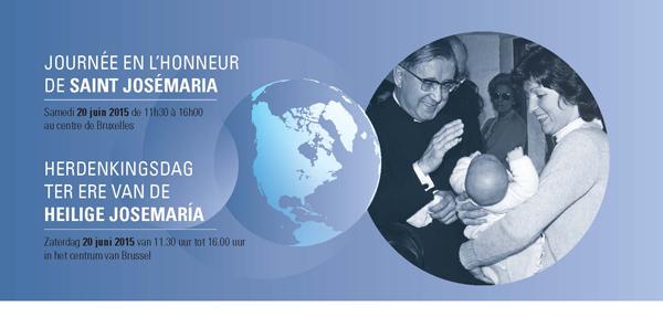 Opus Dei - Herdenkingsdag ter ere van de Heilige Josemaría