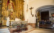 Triana enmarca la huella de san Josemaría