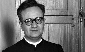 何南德神父:一个为世界服务的使徒