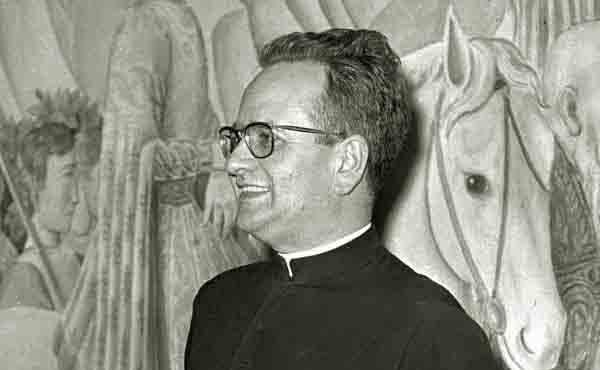 Opus Dei - 求若瑟瑪利亞•何南德神父代禱的祈禱文