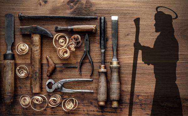 Opus Dei - Las herramientas de san José