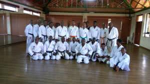 Taking accounting, karate, mentoring and my faith seriously