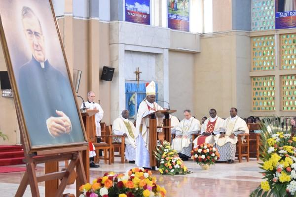 Opus Dei - St. Josemaria Celebrated Around East Africa