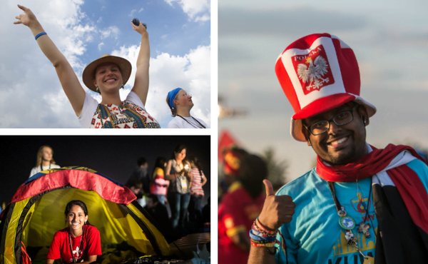 Historias de la Jornada Mundial de la Juventud (y II)