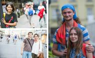 Histórias da Jornada Mundial da Juventude (I)