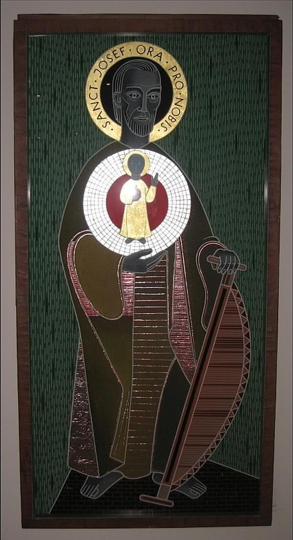 Die Verehrung des hl. Josef
