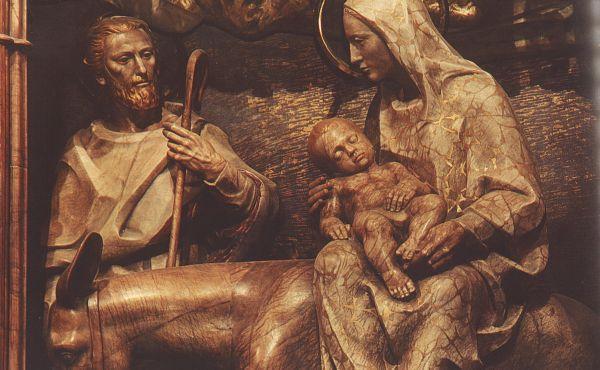 聖家節︰聖德與人的愛情