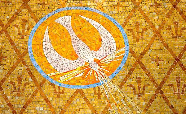Opus Dei - Šv. Josemaria malda į Šventąją Dvasią