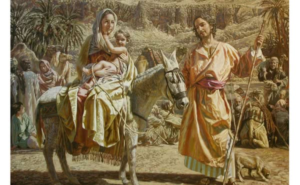 Opus Dei - Homily for Feast of the Holy Family