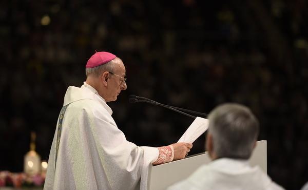 Homélie de Mgr Fernando Ocariz lors de la Messe d'action de grâces pour la béatification de Guadalupe