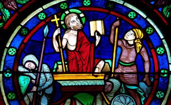 Opus Dei - 复活节:「我已经复活并且仍然和你们在一起」