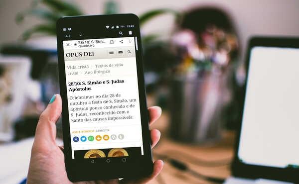 Opus Dei - 110 pessoas responderam ao questionário sobre o site do Opus Dei em Portugal