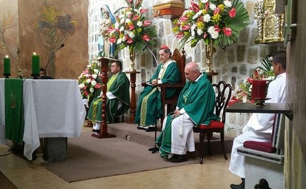 Fiesta patronal en la Iglesia diocesana de san Josemaría en Ciudad Bolívar, Bogotá