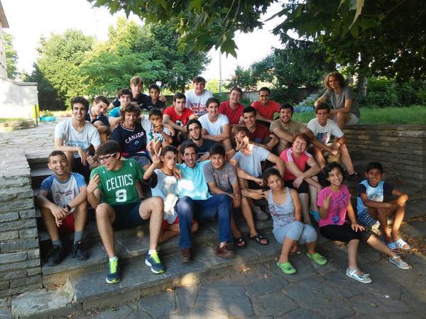 Работен лагер в гр. Раковски