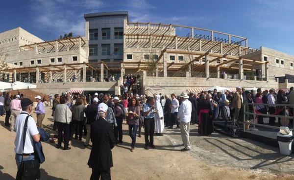Opus Dei - Erzbischof Pizzaballa dankt 450 Kongress-Teilnehmern