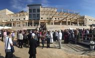 Erzbischof Pizzaballa dankt 450 Kongress-Teilnehmern